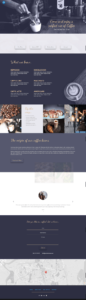 business web design, Prairie Giraffe, Gillette, Wyoming
