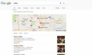 google my business, google maps, Prairie Giraffe, Gillette, Wyoming