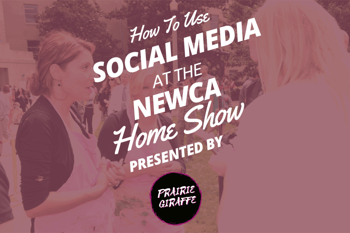 How to Use Social Media at Trade Shows and Events
